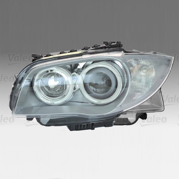 Xenon-Koplamp-BMW-E81-E87-Links-actieve-bochtverlichting
